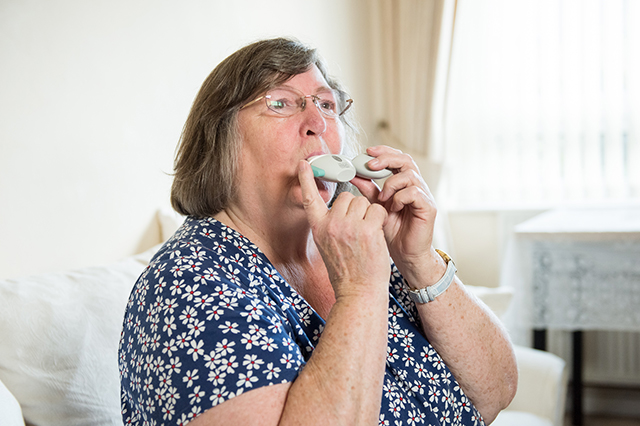 Are there treatments for breathlessness? | British Lung