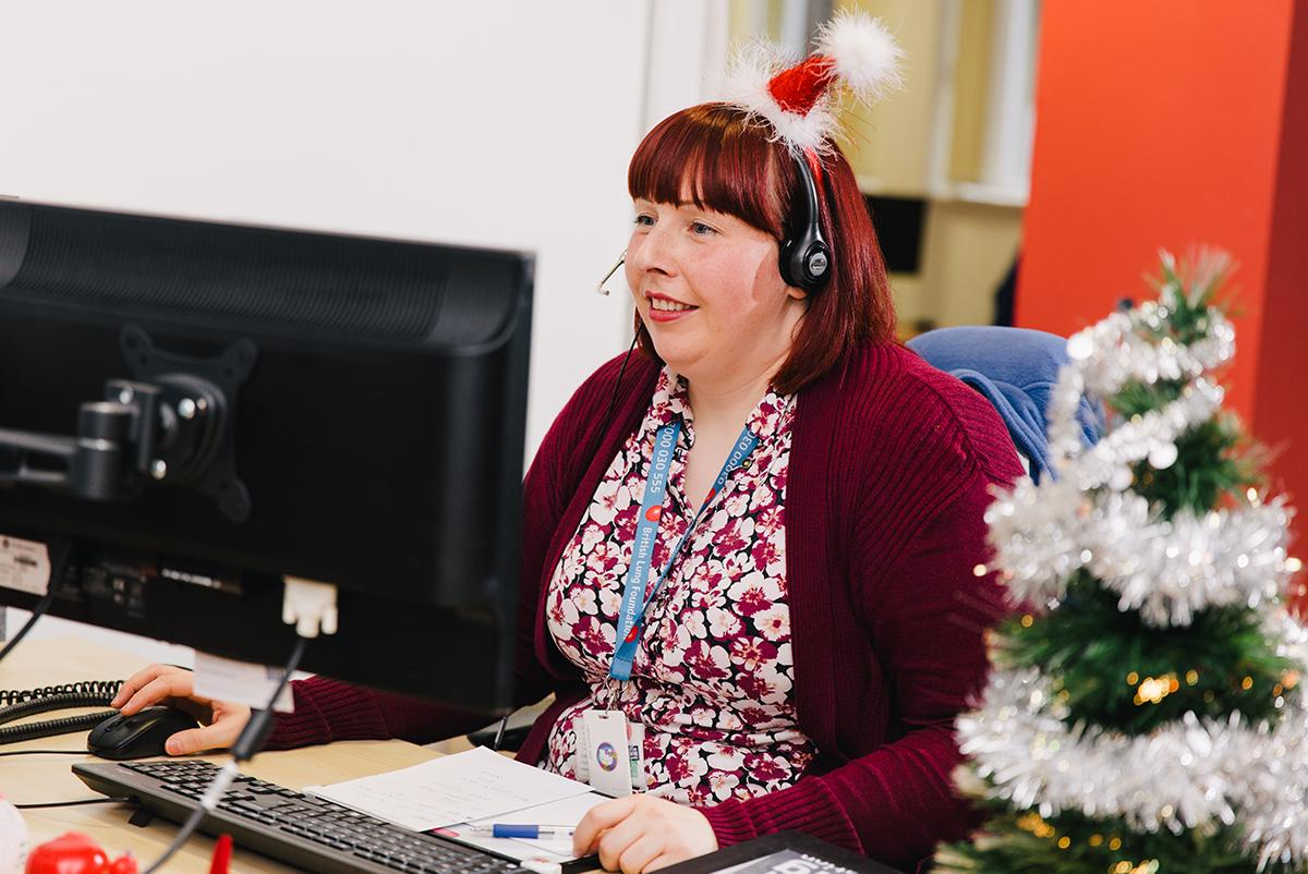 Marie helpline christmas
