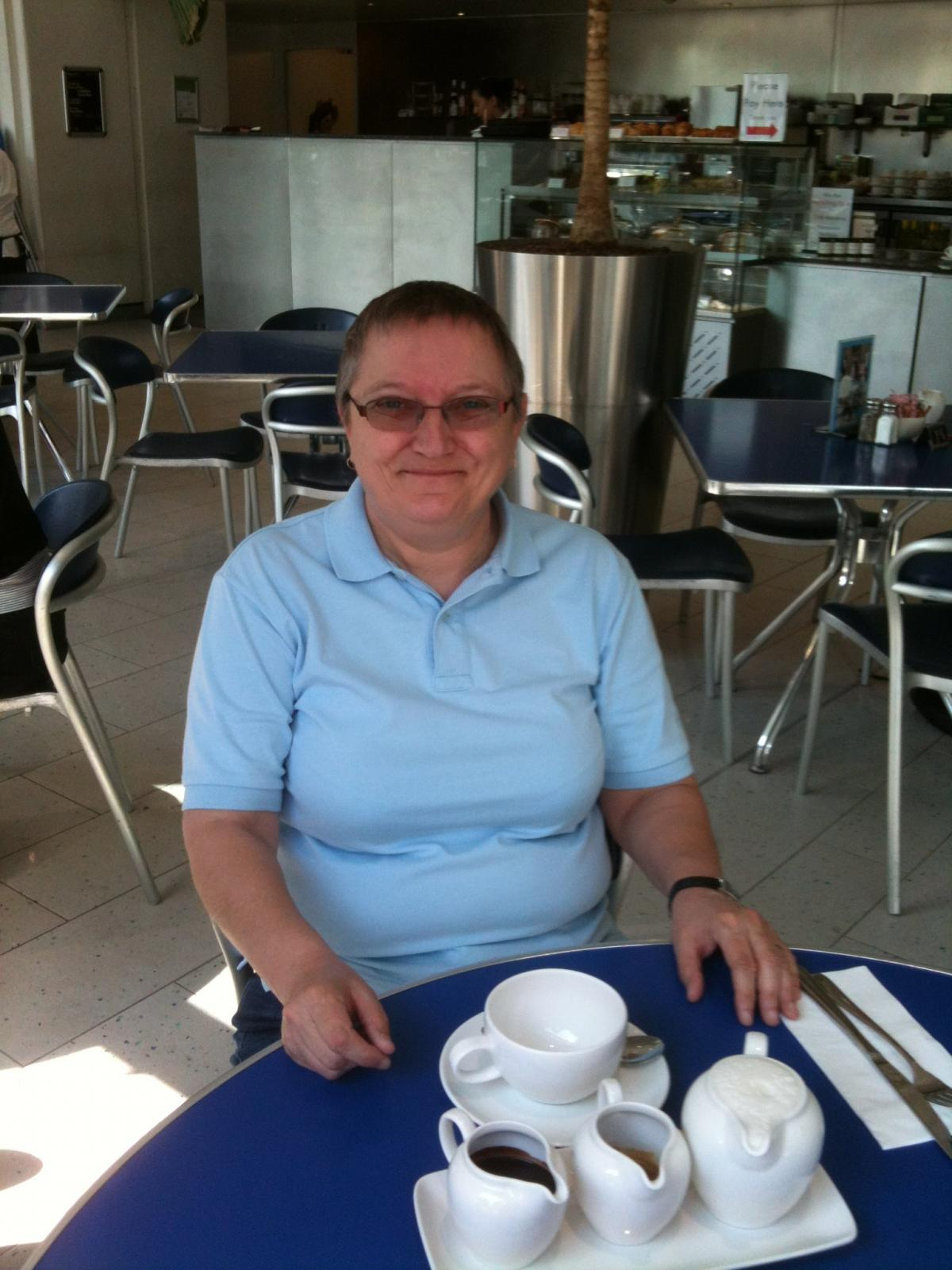 Carol and her experience of the flu jab - British Lung Foundation
