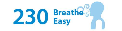 230 Breathe Easy groups