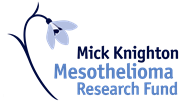 Mick Knighton Mesothelioma Research Fund logo