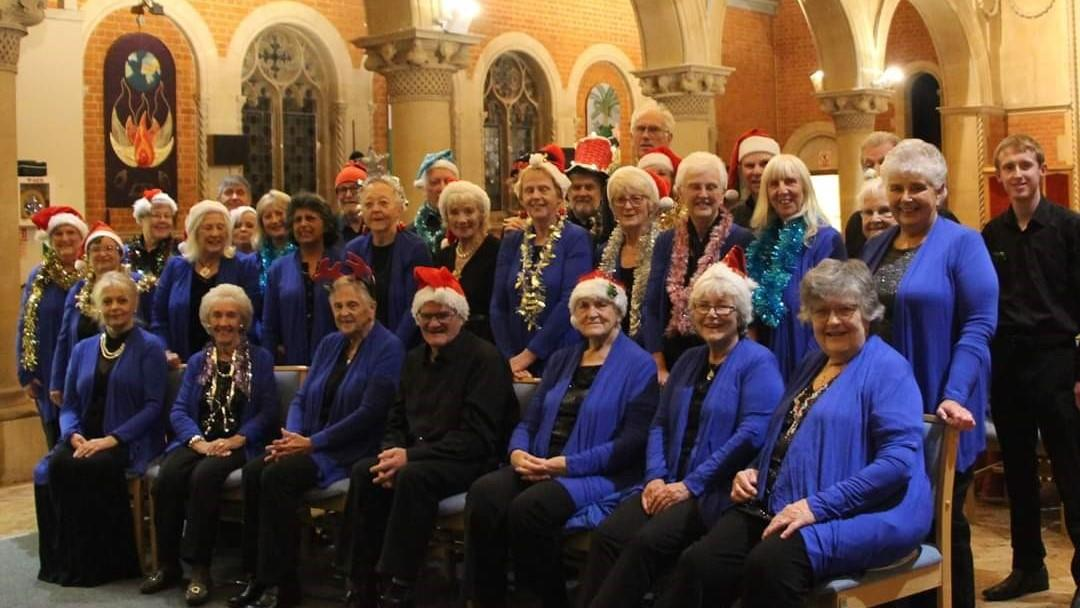singing group for lung health - British Lung Foundation