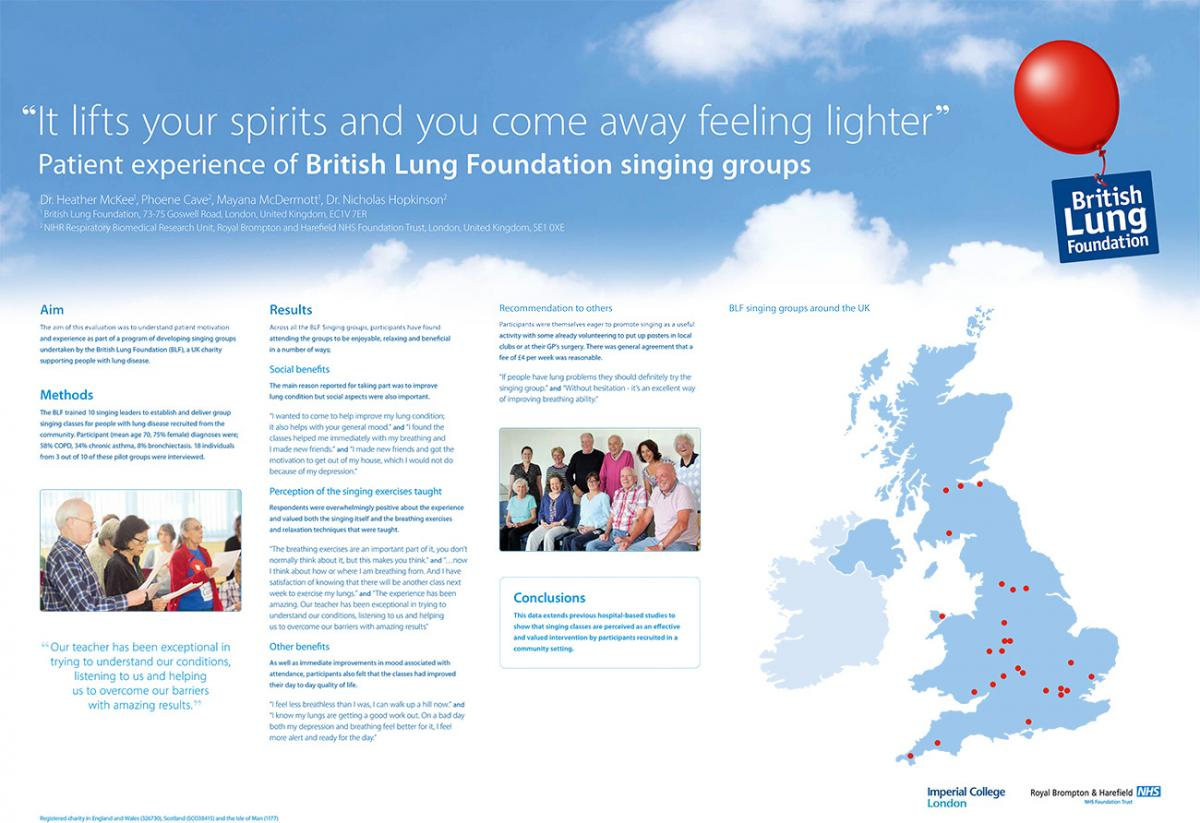 Singing research poster BLF