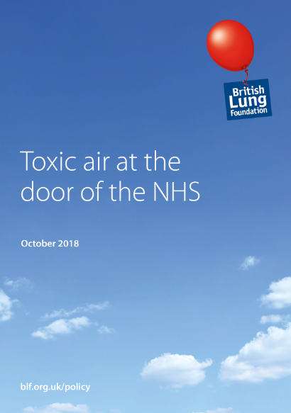Toxic air at the door of the NHS