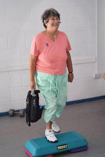 Ann shares her experience of caring
