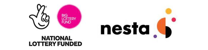 big lottery fund and nesta