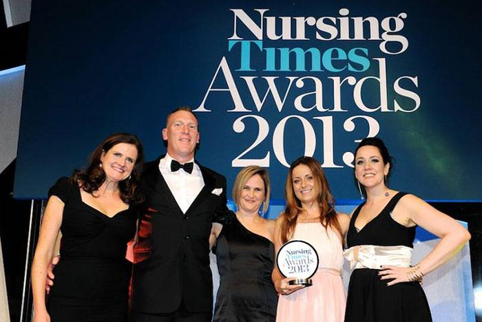 Nursing Times Awards 2013