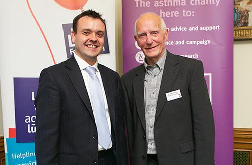 Stephen McPartland MP and Mike Heaphy