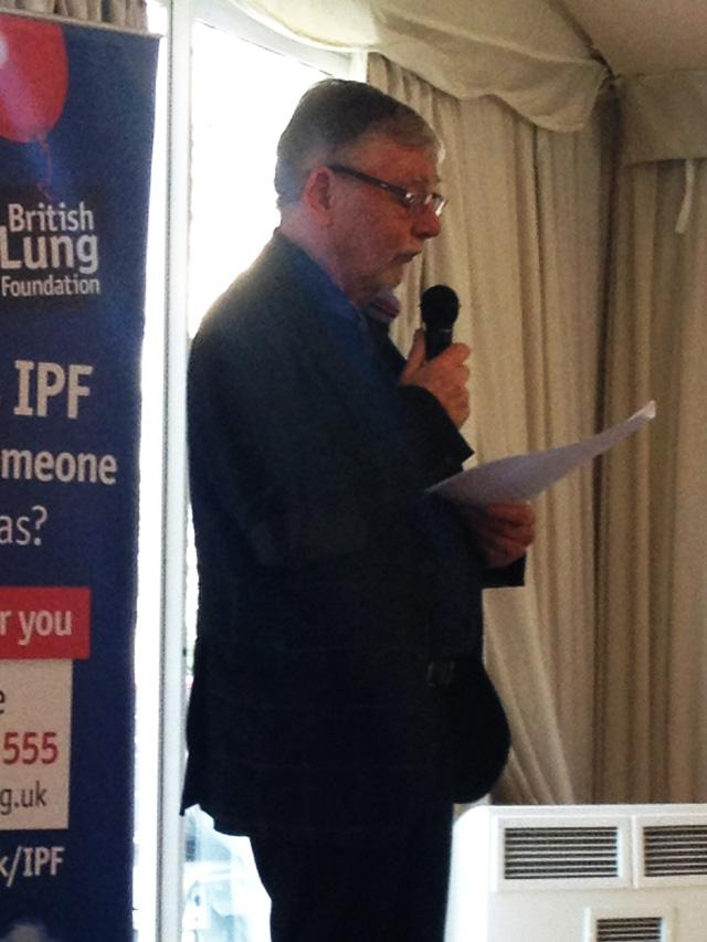 John Widgery IPF Meet the Experts