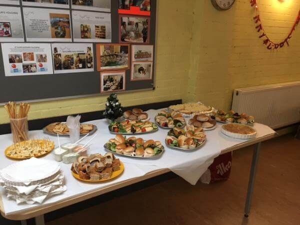 Breathe Easy Gedling Christmas Fuddle