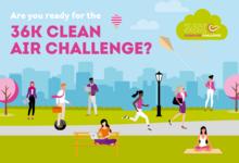 36K clean air challenge