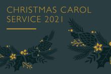 carol service 2021