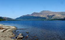 Loch Lomand Scotland. Photo by Alison Wheeler