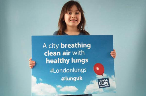London lungs election child