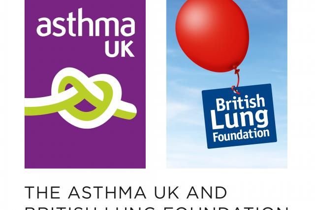 Asthma UK and BLF partnership logo