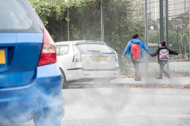 pollution caused by vehicles essay Air pollution essay for class 2, 3  the release of gaseous pollutants from burning fuel of motor vehicles,  most of the air pollution is caused by the.