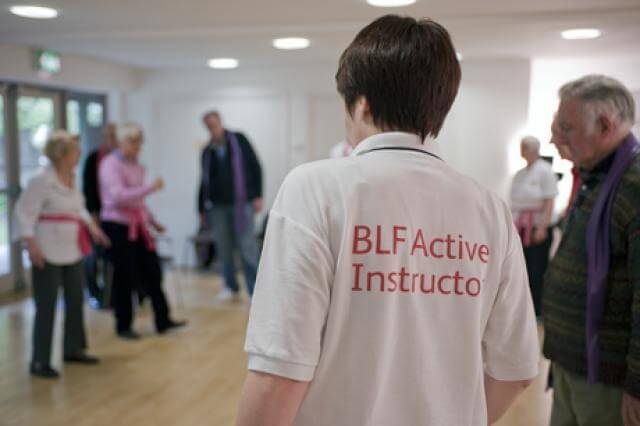 BLF Active exercise instructor
