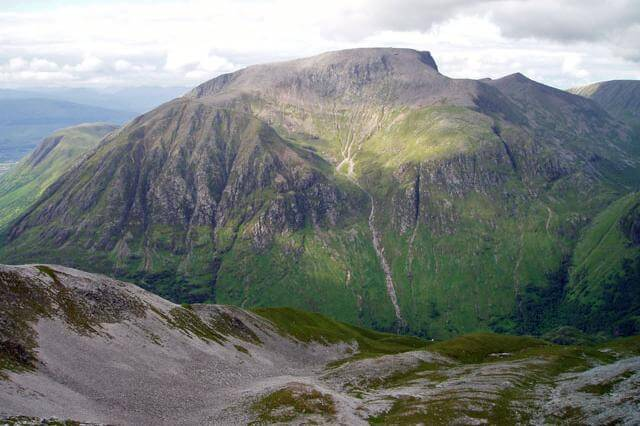 Ben Nevis. Photo by Blisco