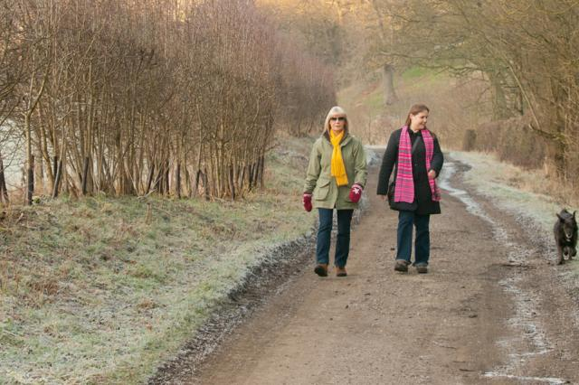 Read our advice on how to cope in cold weather when you have a lung condition