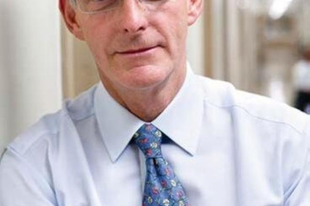 Picture of Mike Morgan, former NHS National Clinical Director for Respiratory Services