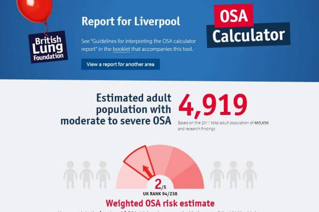 OSA calculator