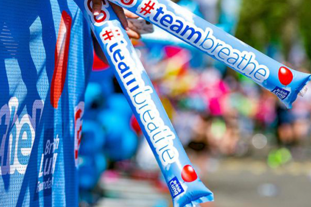 Team Breathe banner