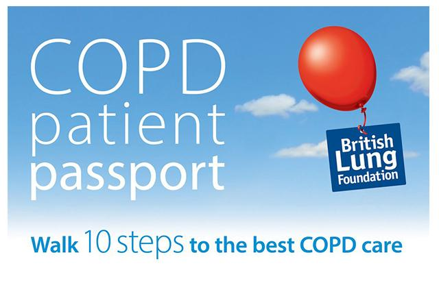 COPD patient passport